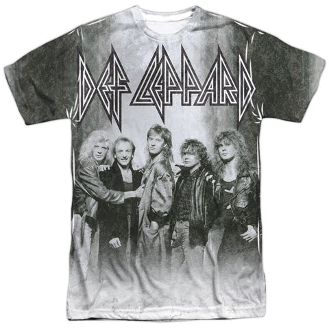 Def Leppard - The Band T-Shirt - Societee Norms - 1