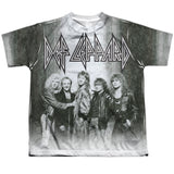 Def Leppard - The Band T-Shirt - Societee Norms - 17