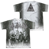 Def Leppard - The Band T-Shirt - Societee Norms - 10