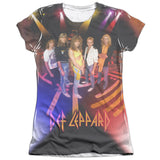 Def Leppard - On Stage T-Shirt - Societee Norms - 12