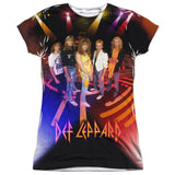 Def Leppard - On Stage T-Shirt - Societee Norms - 13