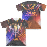 Def Leppard - On Stage T-Shirt - Societee Norms - 5