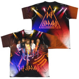 Def Leppard - On Stage T-Shirt - Societee Norms - 10