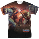 Masters of the Universe - Battle T-Shirt - Societee Norms - 4