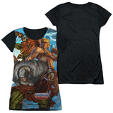 Masters of the Universe - Heroes and Villains T-Shirt - Societee Norms - 10