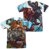 Masters of the Universe - Heroes and Villains T-Shirt - Societee Norms - 7