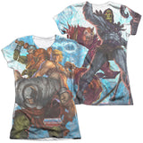 Masters of the Universe - Heroes and Villains T-Shirt - Societee Norms - 8