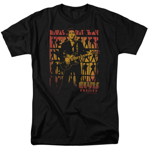 Elvis Presely - Comeback Spotlight T-Shirt - Societee Norms - 1