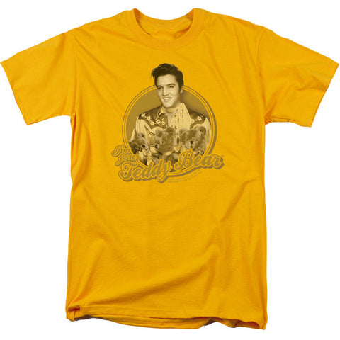Elvis Presely - Teddy Bear T-Shirt - Societee Norms - 1