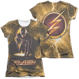 Flash TV Series - Bolt T-Shirt - Societee Norms - 7