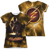 Flash TV Series - Bolt T-Shirt - Societee Norms - 8