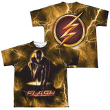 Flash TV Series - Bolt T-Shirt - Societee Norms - 10