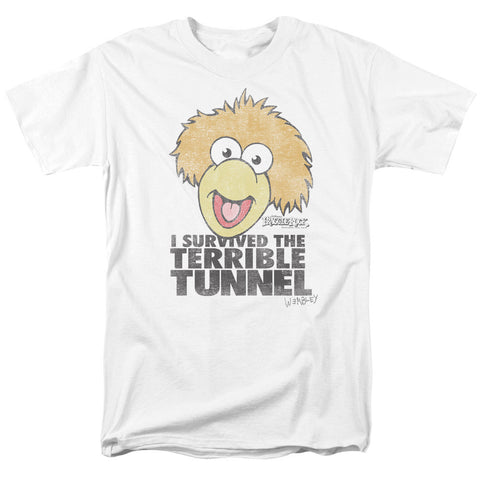 FRAGGLE ROCK - TERRIBLE TUNNEL T-Shirt - Societee Norms - 1