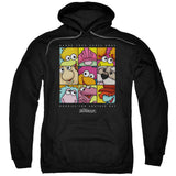 FRAGGLE ROCK - SQUARED T-Shirt - Societee Norms - 2