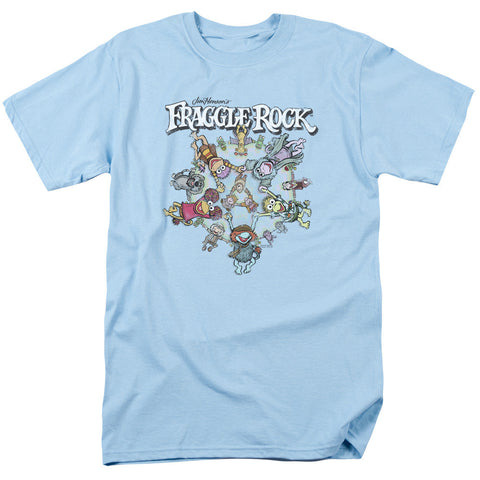 FRAGGLE ROCK - SPINNING GANG T-Shirt - Societee Norms - 1