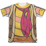 Fraggle Rock - Gobo Costume Tee T-Shirt - Societee Norms - 2