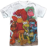 FRAGGLE ROCK - GROUP SHOT T-Shirt - Societee Norms - 1