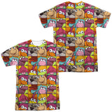 FRAGGLE ROCK - CHARACTER SQUARES T-Shirt - Societee Norms - 4