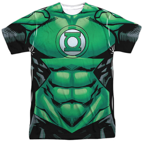 Green Lantern - Costume Tee T-Shirt - Societee Norms - 1