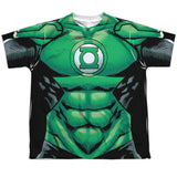 Green Lantern - Costume Tee T-Shirt - Societee Norms - 11