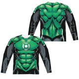 Green Lantern - Costume Tee T-Shirt - Societee Norms - 3