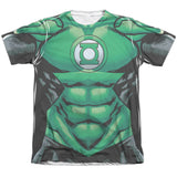Green Lantern - Costume Tee T-Shirt - Societee Norms - 4