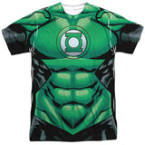 Green Lantern - Costume Tee T-Shirt - Societee Norms - 5