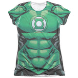 Green Lantern - Costume Tee T-Shirt - Societee Norms - 6