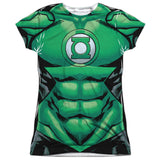 Green Lantern - Costume Tee T-Shirt - Societee Norms - 7