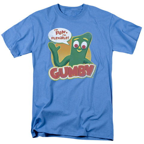GUMBY - FUN & FLEXIBLE T-Shirt - Societee Norms - 1