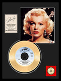 "Marilyn Monroe ""River of No Return""  Framed Gold Record T-Shirt - Societee Norms"
