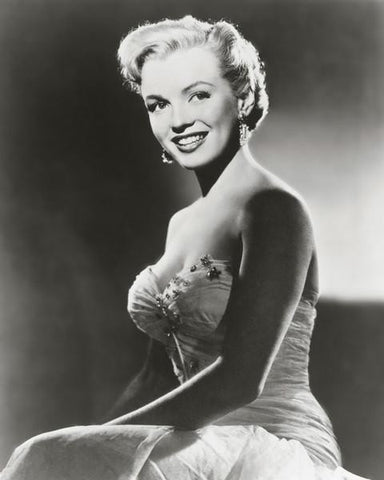 Marilyn Monroe - 1951 (dress)  photo