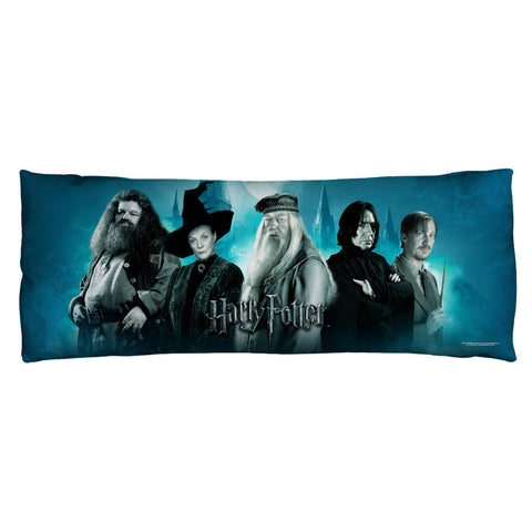 Harry Potter - Hogwarts Teachers   Body Pillow T-Shirt - Societee Norms