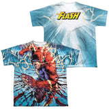 JLA - RIPPING AND TEARING T-SHIRT