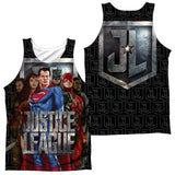 JUSTICE LEAGUE MOVIE - THE LEAGUE