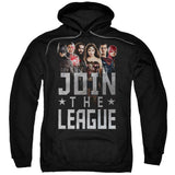 JUSTICE LEAGUE MOVIE - JOIN THE LEAGUE