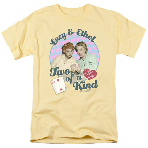 I Love Lucy - Two of a Kind T-Shirt - Societee Norms - 1