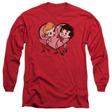 I Love Lucy - Cartoon Love T-Shirt - Societee Norms - 3