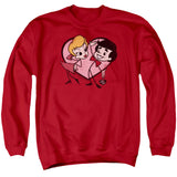 I Love Lucy - Cartoon Love T-Shirt - Societee Norms - 5