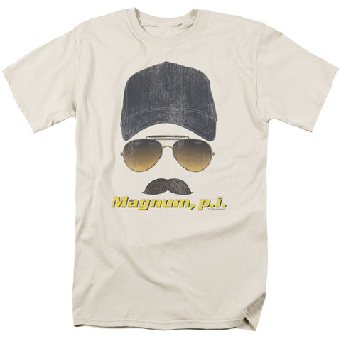 MAGNUM PI - GEARED UP T-Shirt - Societee Norms - 1