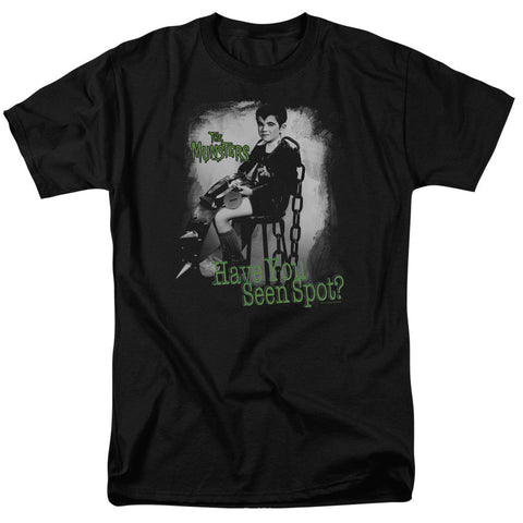 THE MUNSTERS - HAVE YOU SEEN SPOT T-Shirt - Societee Norms - 1