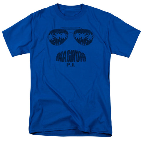 MAGNUM PI - FACE IT T-Shirt - Societee Norms - 1