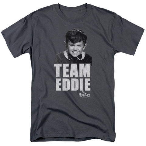 MUNSTERS - TEAM EDWARD T-Shirt - Societee Norms - 1