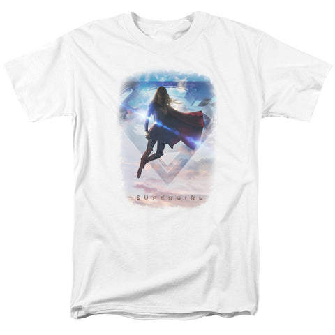 Supergirl TV Series - Endless Sky T-Shirt - Societee Norms - 1
