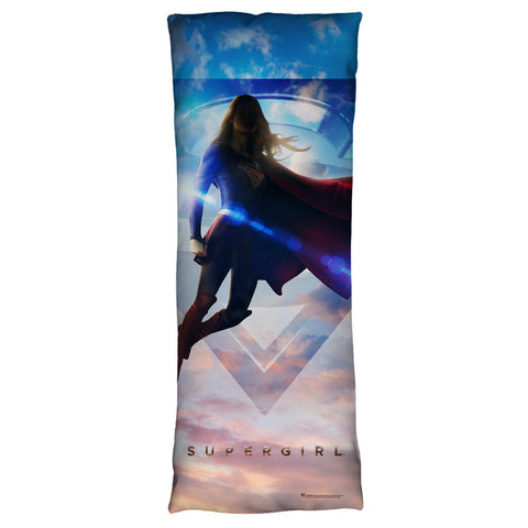 Supergirl TV Series - Endless Sky   Body Pillow T-Shirt - Societee Norms