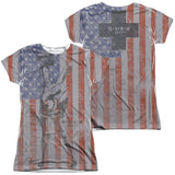 MASH - FLAGGED T-Shirt - Societee Norms - 7
