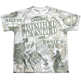 MASH - BOMBED TANK T-Shirt - Societee Norms - 8