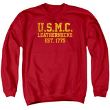US MARINE CORPS - LEATHERNECKS