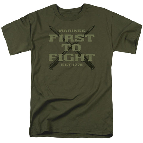 US MARINE CORPS - FIRST