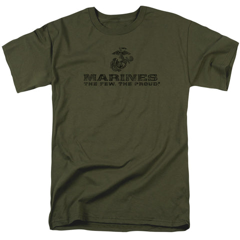 US MARINE CORPS - DISTRESSED LOGO